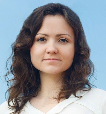 ЗАМАРАЕВА Анна Сергеевна