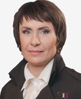 ЕГОРОВА Любовь Ивановна