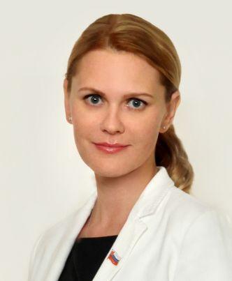 ЛЕБЕДЕВА Екатерина Олеговна
